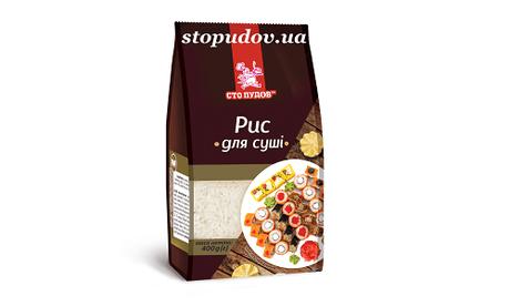 Купити рис для суші