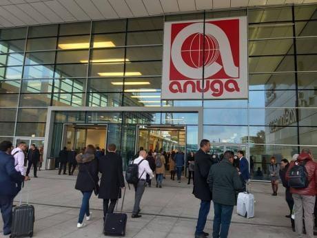 """ТМ """"Сто пудів"""" в Німеччині на міжнародній виставці «Anuga»"""