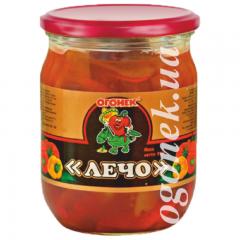 """Лечо """"Огонек"""", 480 г"""
