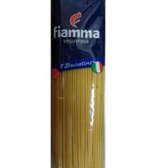 """Спагеті з твердих сортів пшениці """"Fiamma"""", 500 г"""
