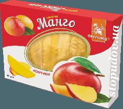 Манго цукати (преміум), 150г